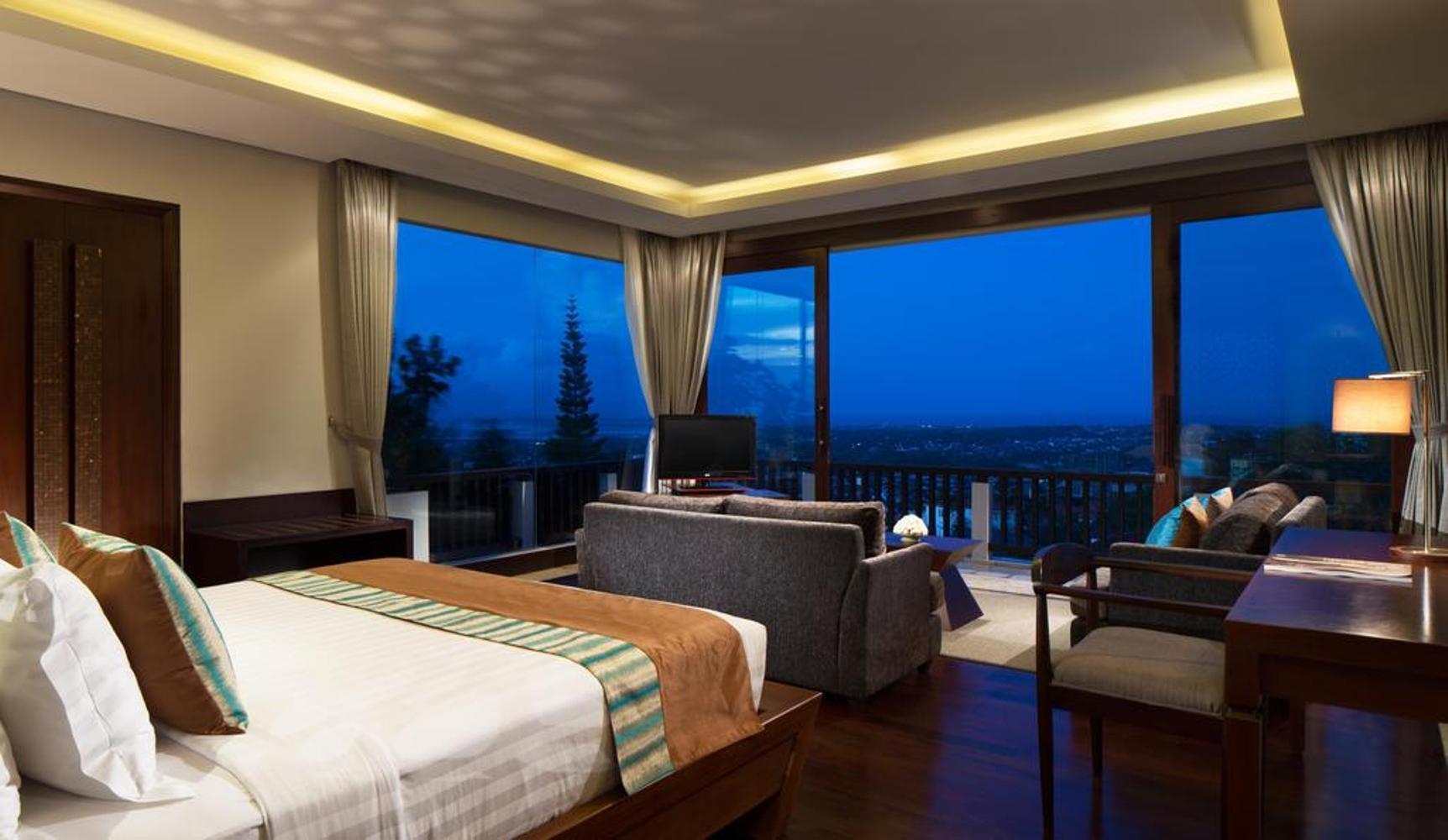 2 BR+Suite With Private Pool+Brakfst@ 109 Jimbaran