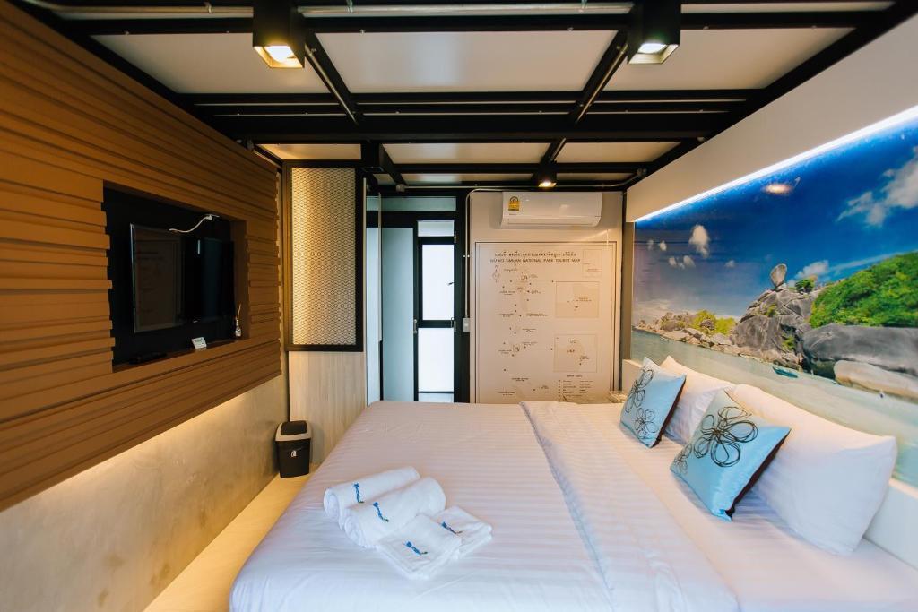 Mawadee Island Double Room 5