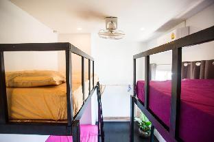 [サンカーオウ]スタジオ バンガロー(14 m2)/1バスルーム Family Room @ Sweet Life Community Guesthouse