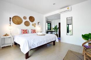 [プラエビーチ]スタジオ バンガロー(28 m2)/1バスルーム Double Room with Balcony Green Pepper
