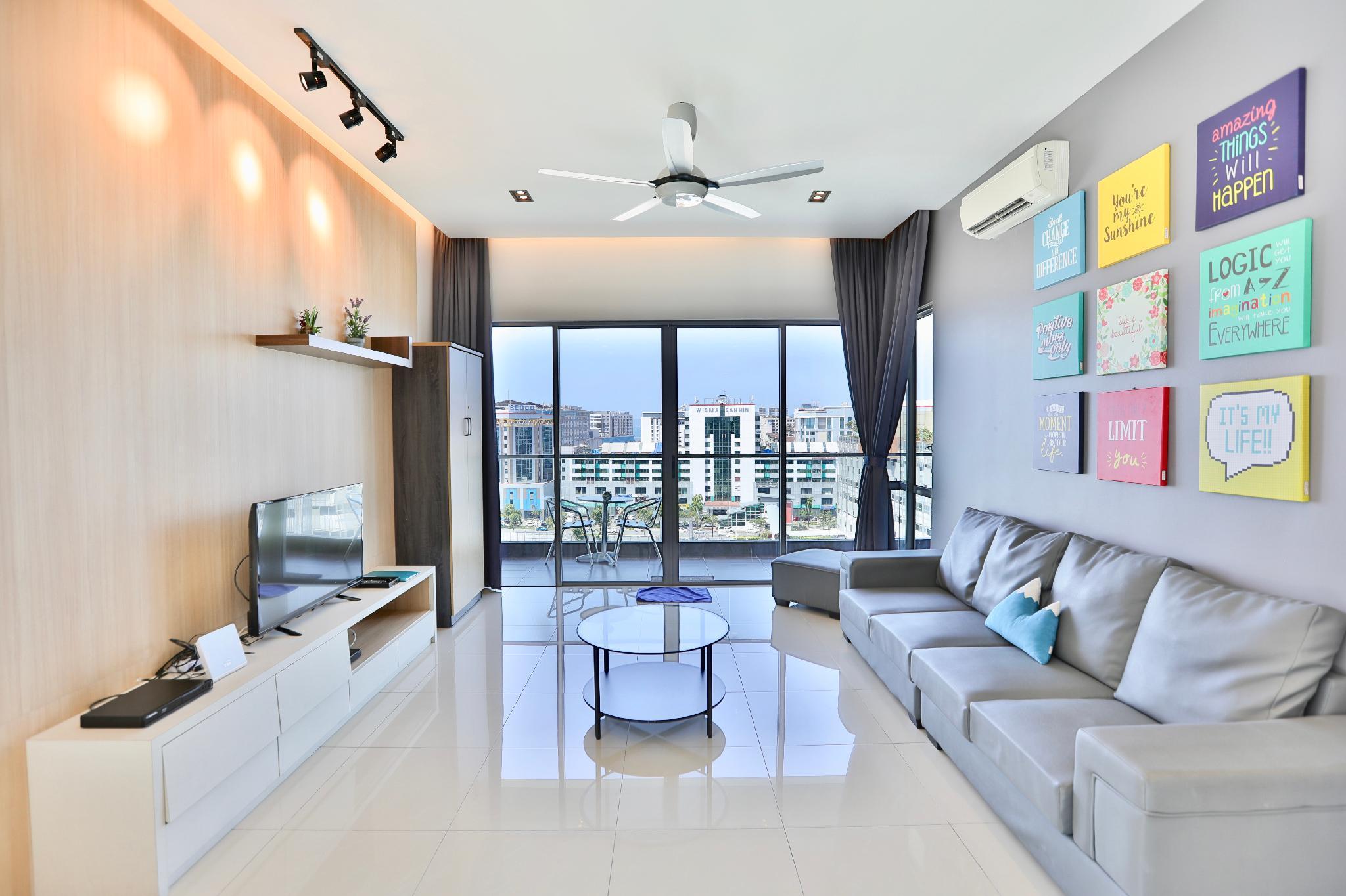 Lu Suite 03   9PAX Seaview 3bedroom The Loft Imago