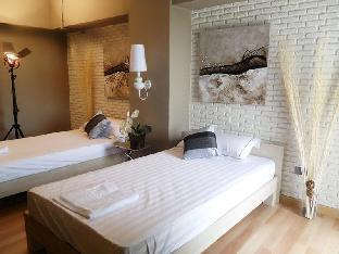 [ナコンパトム]スタジオ アパートメント(25 m2)/1バスルーム Diary Suite Deluxe Bare Brick Style - Single Bed