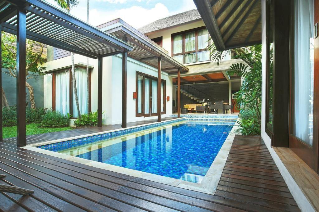 Jardin 3BR Luxury Private Villa At Seminyak