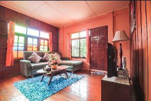 [ウィエン サ]一軒家(80m2)  3ベッドルーム/1バスルーム Three-Bedroom House / Garden