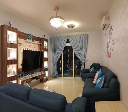 5 Star Luxury Doraemon Sweet Homes J.B Johor Bahru