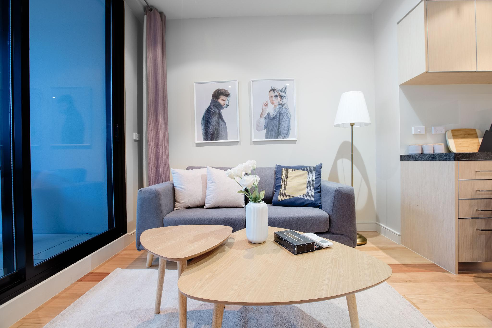 IS 920 1BR Apartment Next To Flagstaff Garden