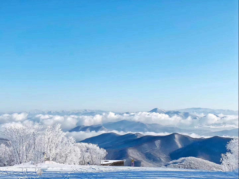 Lake Songhua Ski Resort Apartment Near Telpher D
