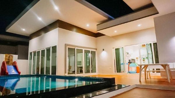 U pool villa Huahin Hua Hin