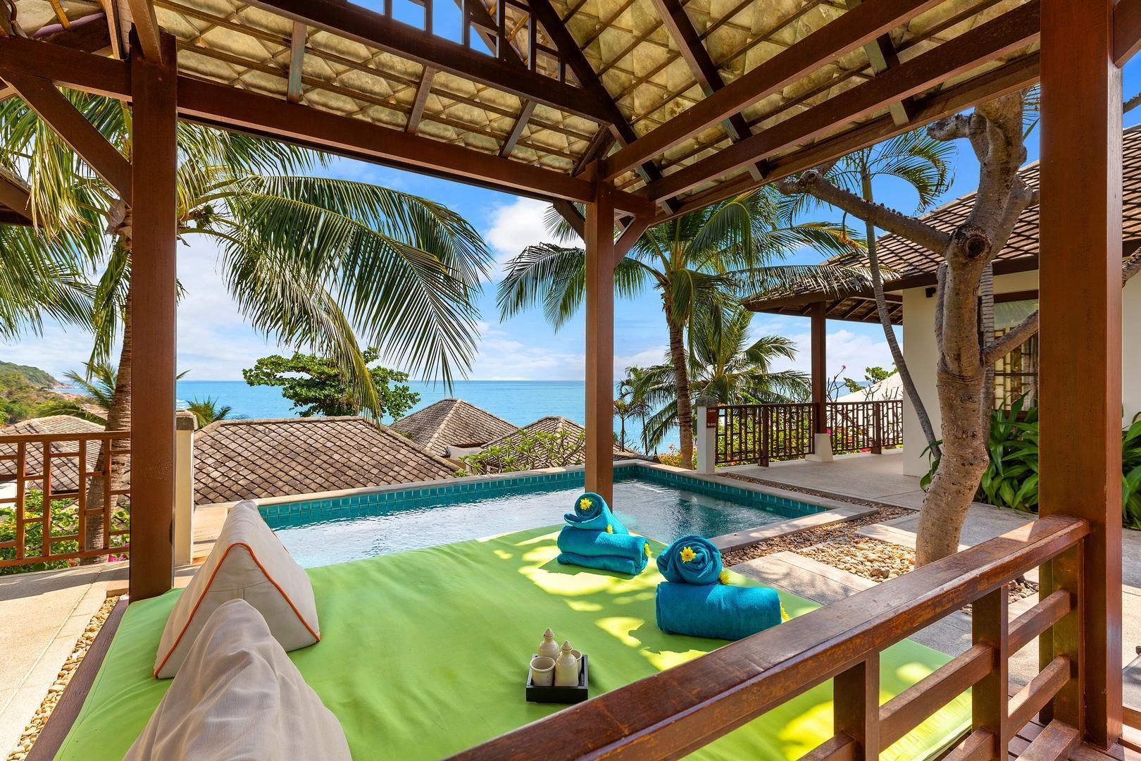 Aqua Vista วิลลา 6 ห้องนอน 6 ห้องน้ำส่วนตัว ขนาด 400 ตร.ม. – เชิงมน