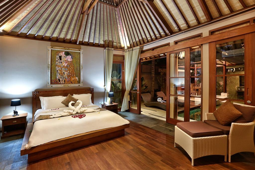 1 BR+Private Pool+kitchenette+bathtub @ 95 Ubud