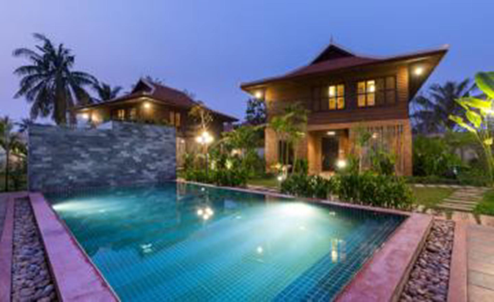 WR Entire Pool Villa 05min To Town Free Pick Up