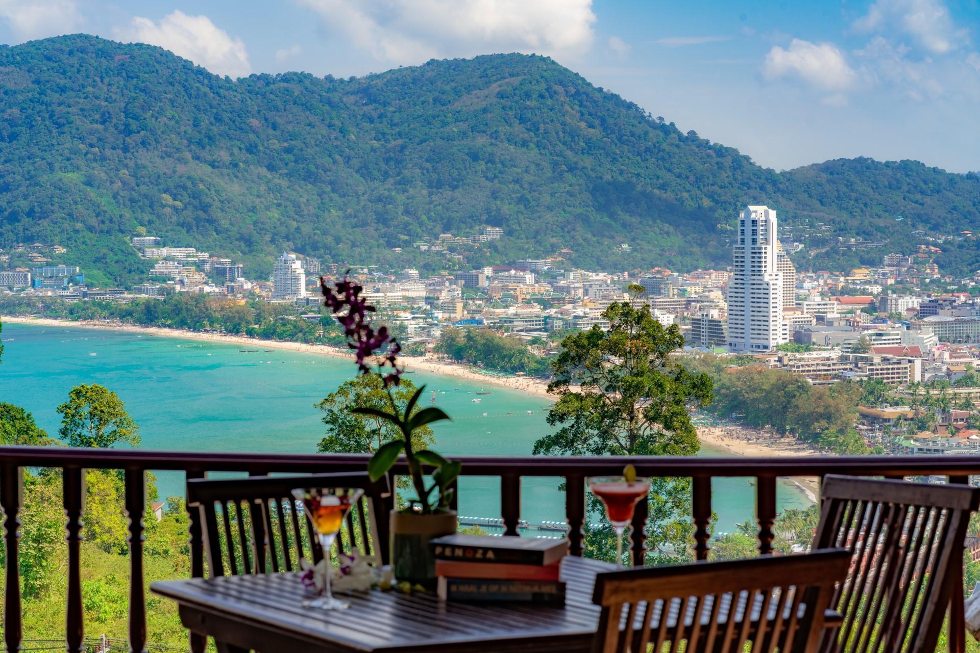 Patong On Top   Paradise Villa