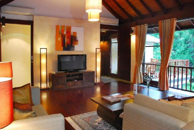 3BR Villa W Private Pool+Separate Living Area+Gym