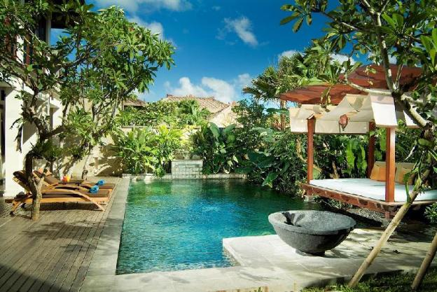 4BR Private Pool-Breakfast+Spa,Free use of the gym