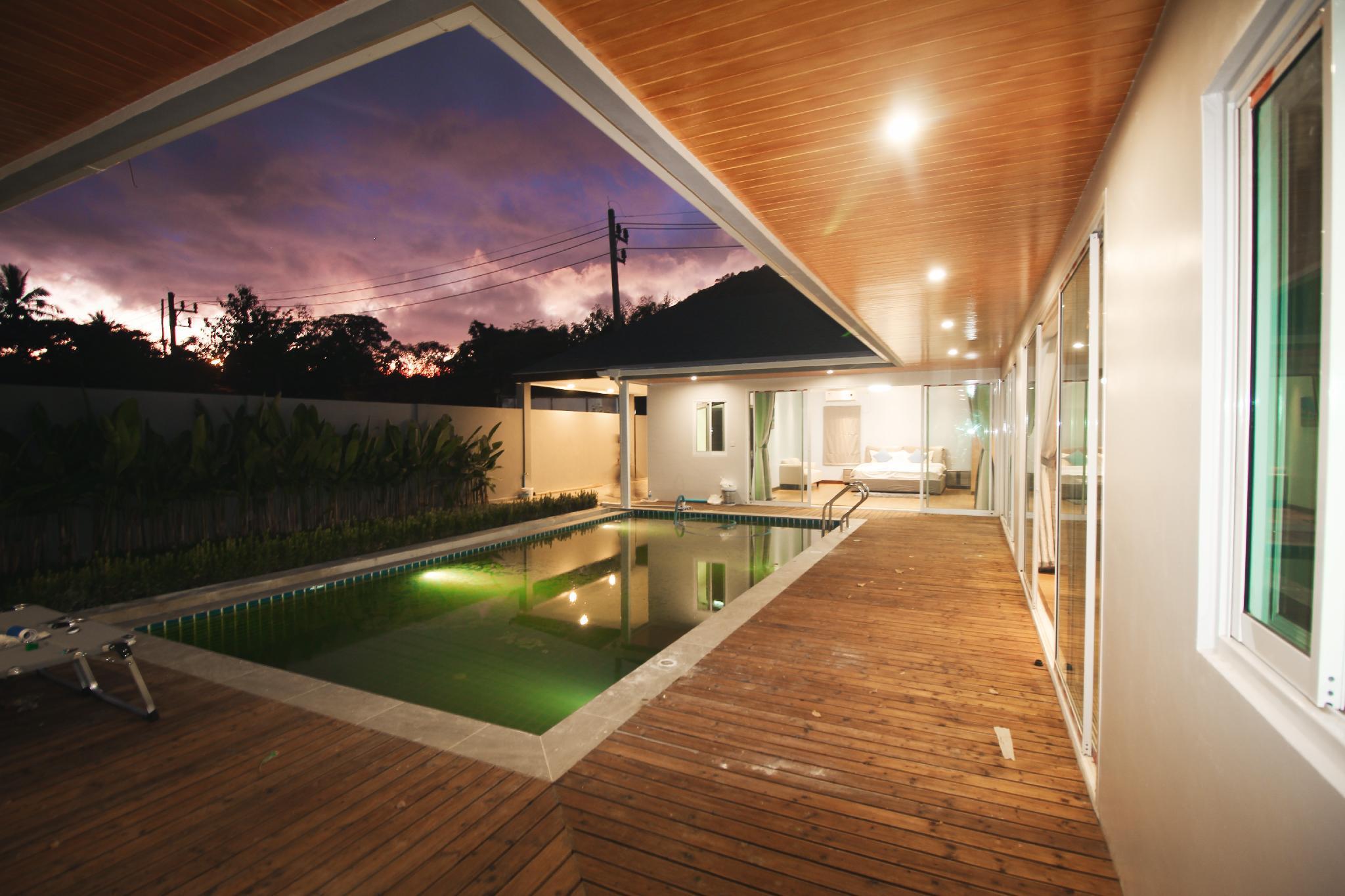 TSH Three Bedroom Pool Villa Chinese Landlord