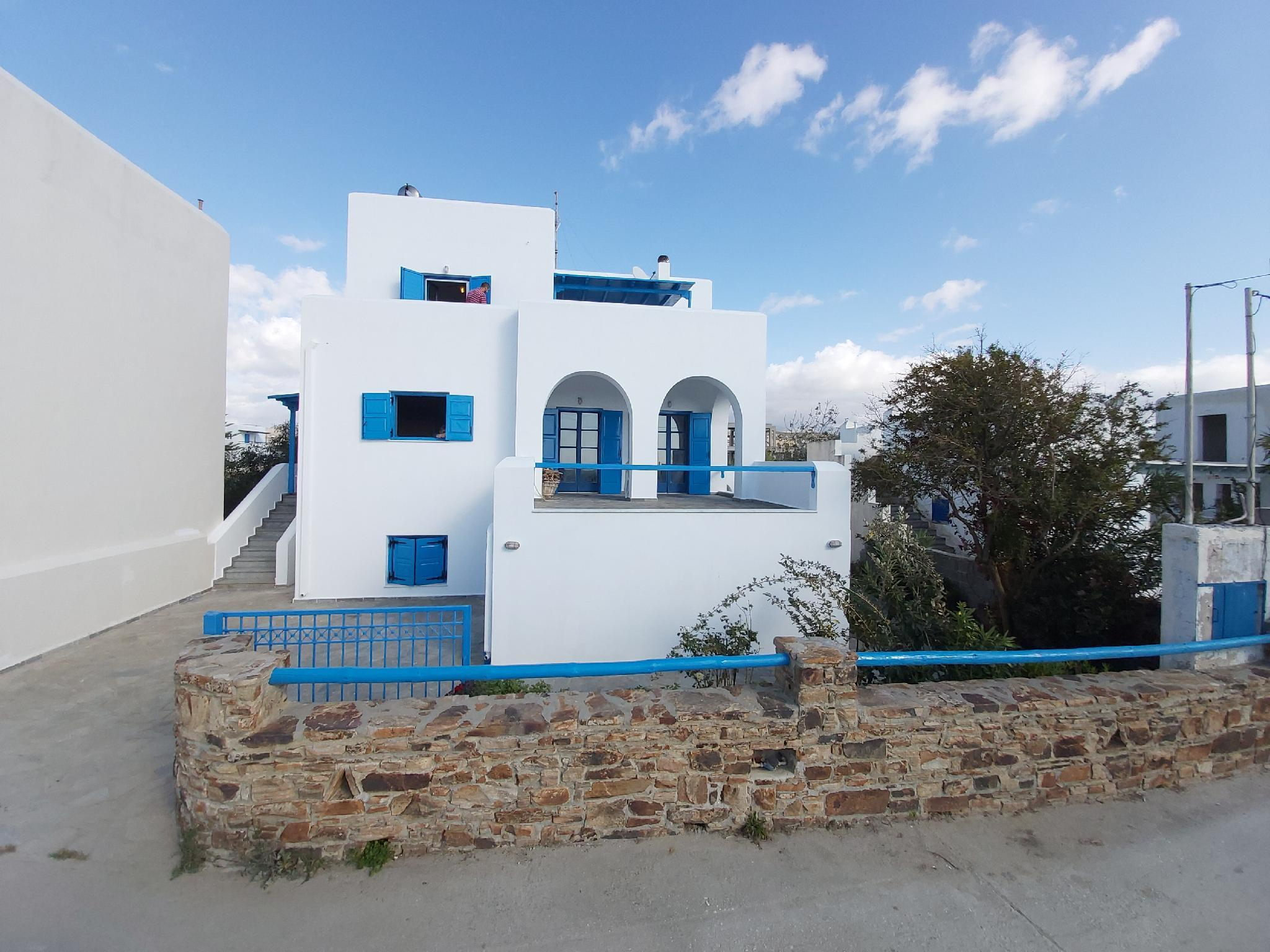 Naxos Is The Way 1st Floor Apartment