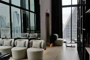 [プラトゥーナム]スタジオ アパートメント(29 m2)/1バスルーム Cozy apt close to BTS/near Siam Paragon