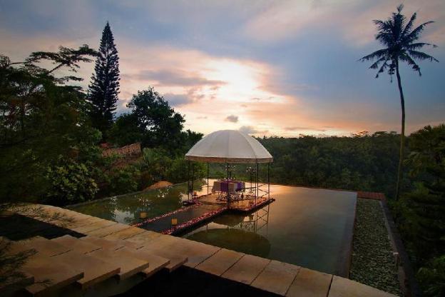 Duplex Pool Villa - Breakfast#KKBV