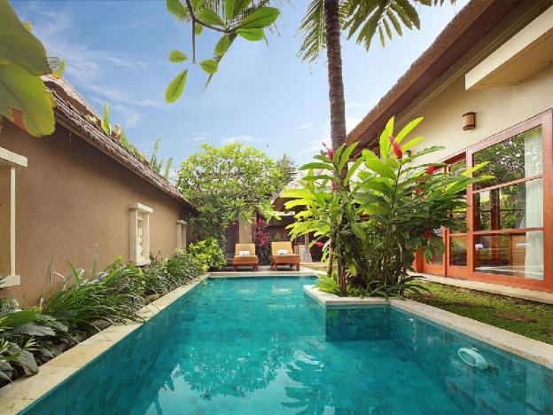 1 Bedroom Deluxe Pool Villa -Breakfastl#UNBRS