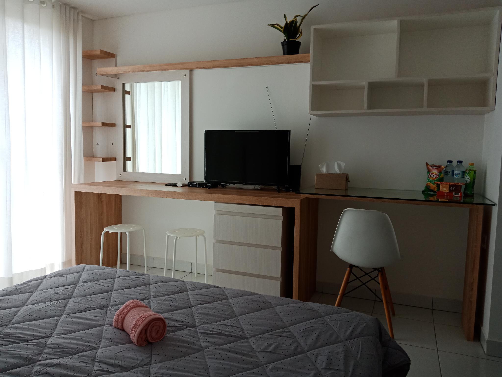 Comfortable Place At Casa Deparco Apartement