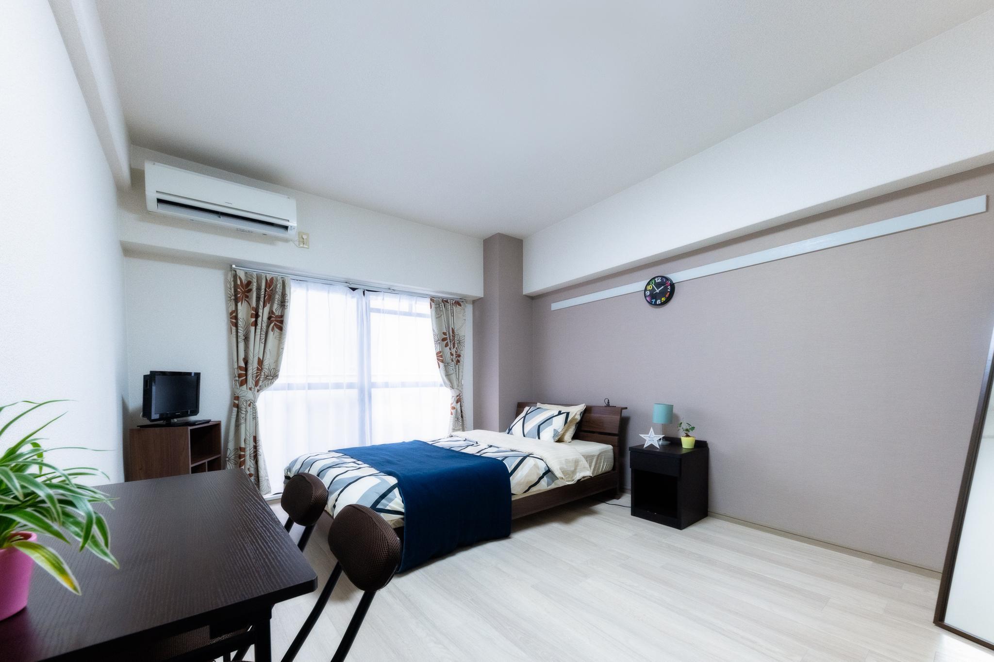 801 Cozy Room Near Tenjin With Free Pocket Wifi