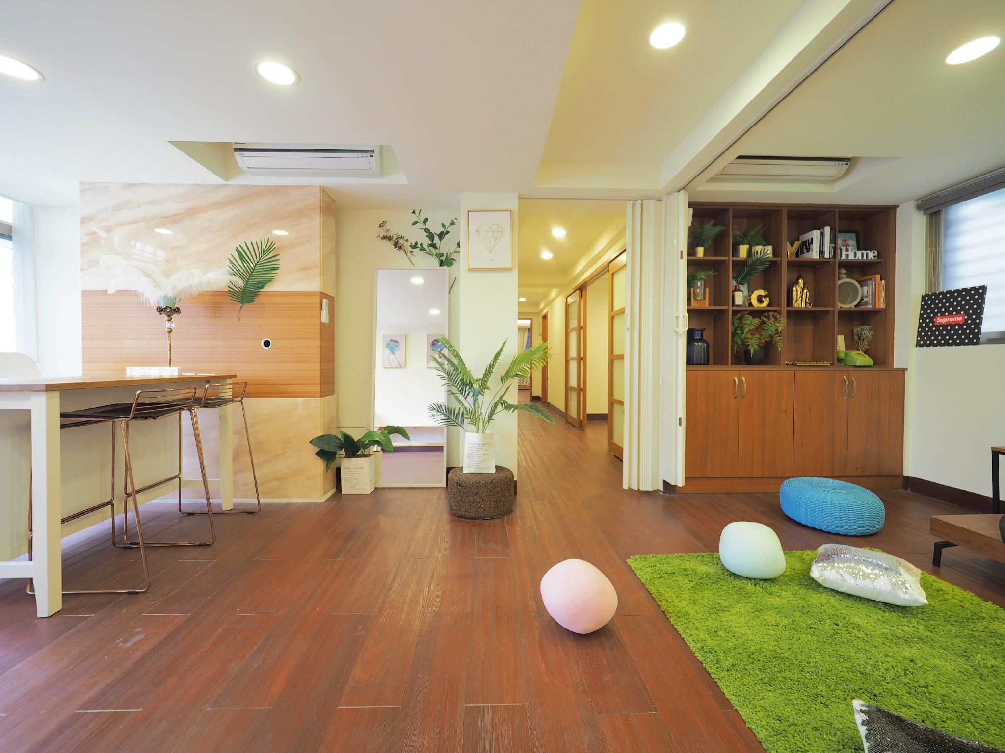 SHARE HOUSE.C TechnologyBuilding MRT 5mins2PPL