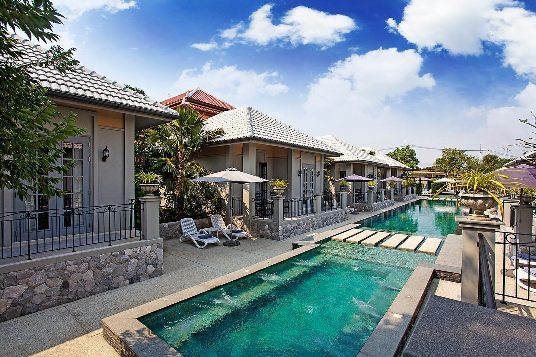 Sala Resort   12 Bedroom Resort Sleep 24 Guests