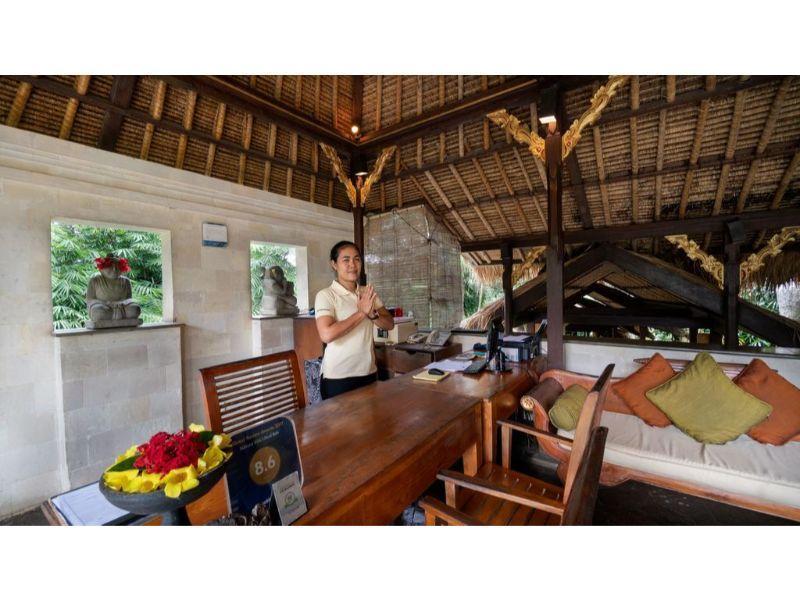 1 BR Pool Villa With ValleyView Breakfast NVUB