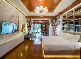 [ハンドン]ヴィラ(410m2)| 5ベッドルーム/5バスルーム Modern Love Villa/Free breakfast/Pool & Waterfall.