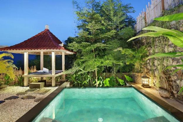 OBR Pool Villa with Great View Lembongan