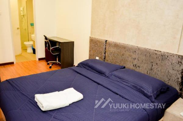 I City @ I Soho 1 Bedroom @ YuukiHomestay (T008) Shah Alam