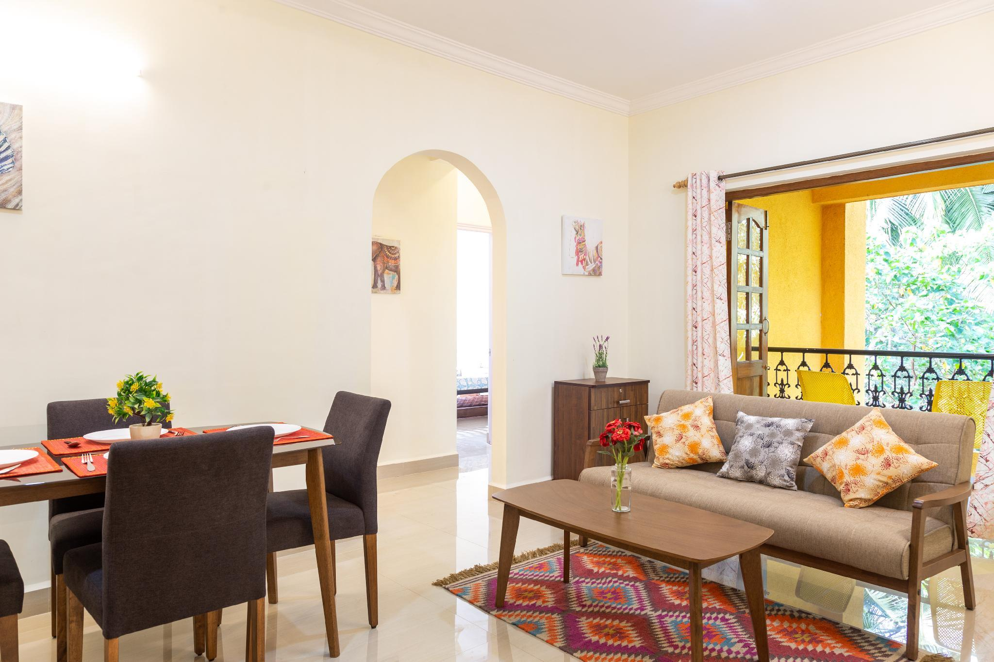 2 Bedroom Apartment With Pool   102 Casa Stay