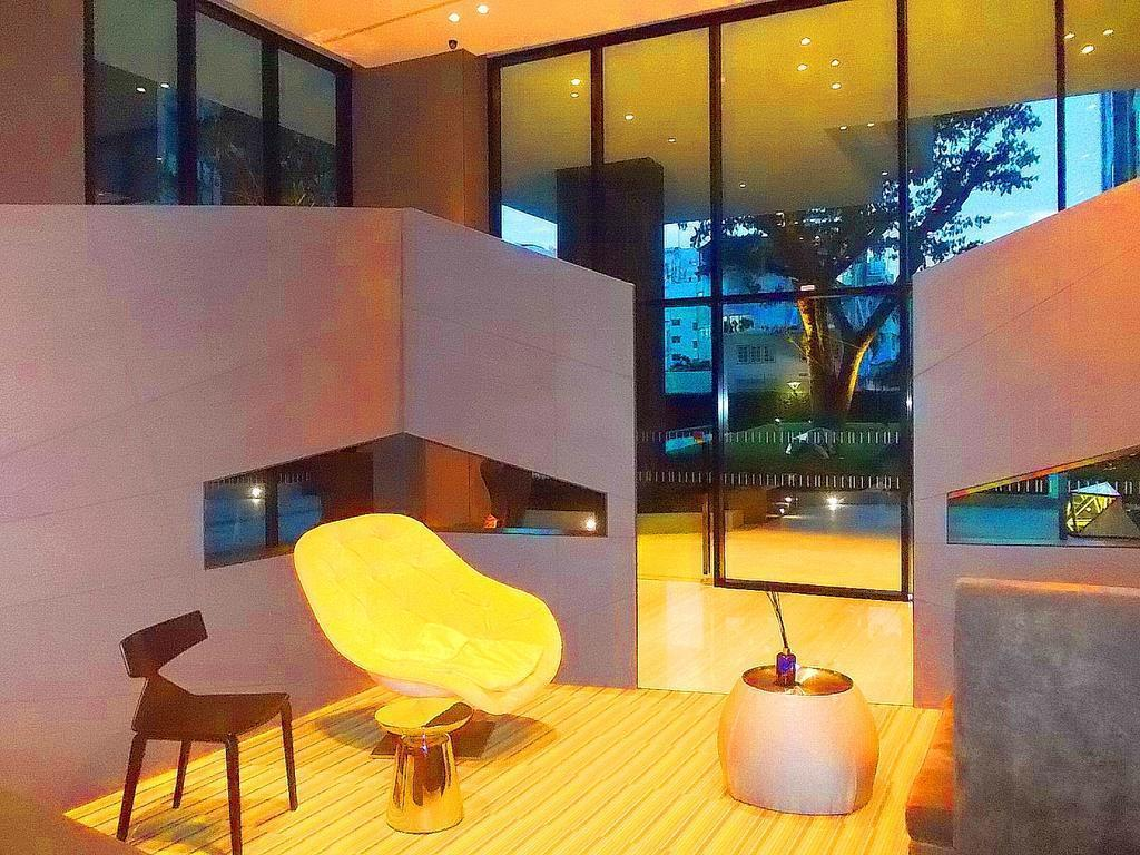 The Base Suite Central Pattaya Beach อพาร์ตเมนต์ 1 ห้องนอน 0 ห้องน้ำส่วนตัว ขนาด 30 ตร.ม. – พัทยากลาง