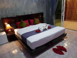 [クロンニンビーチ](30m2)| 1ベッドルーム/1バスルーム Lanta K Home , Deluxe Room With Balcony