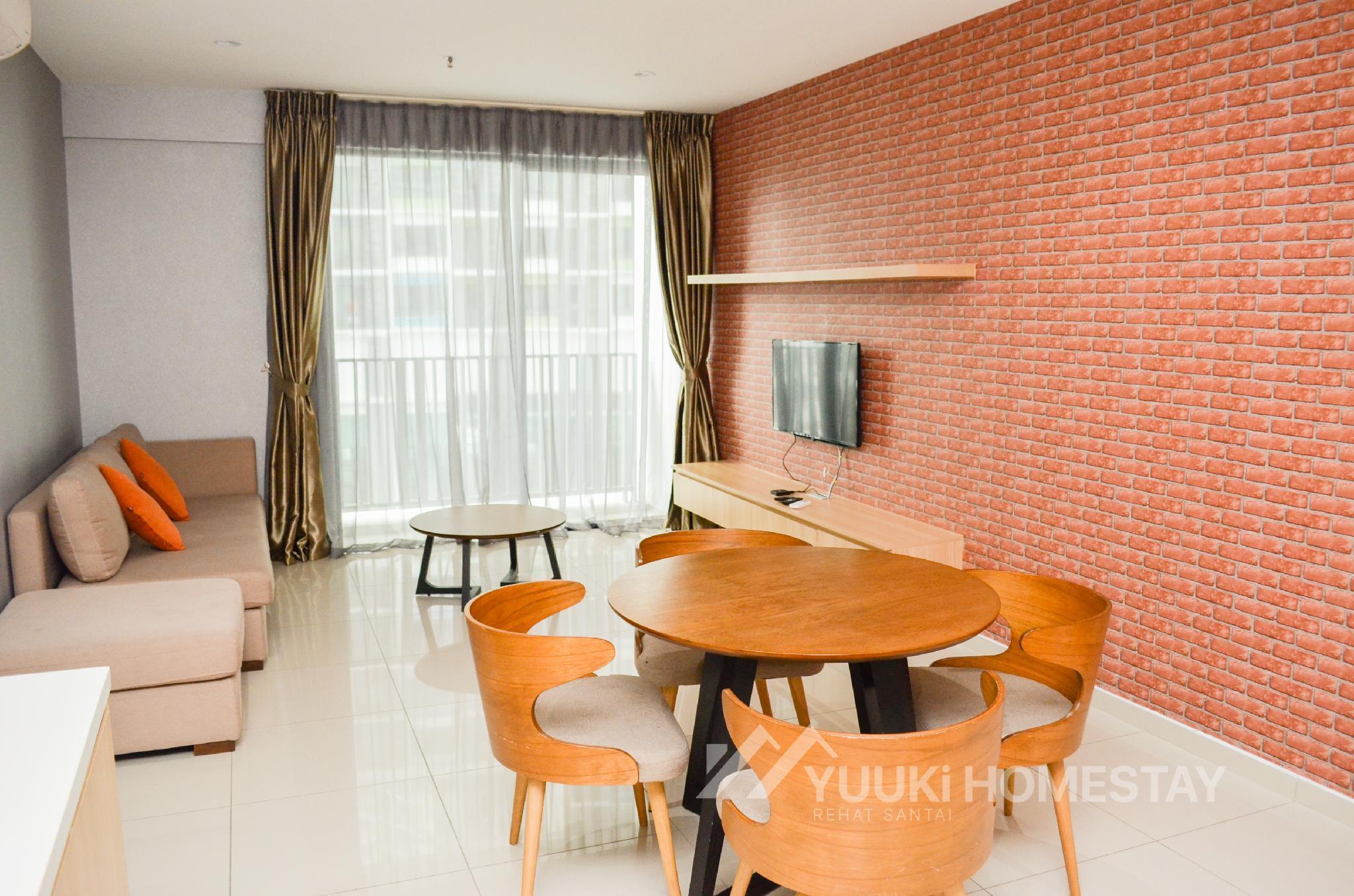 I City @I Soho 2 Bedrooms@ YuukiHomestay  T029