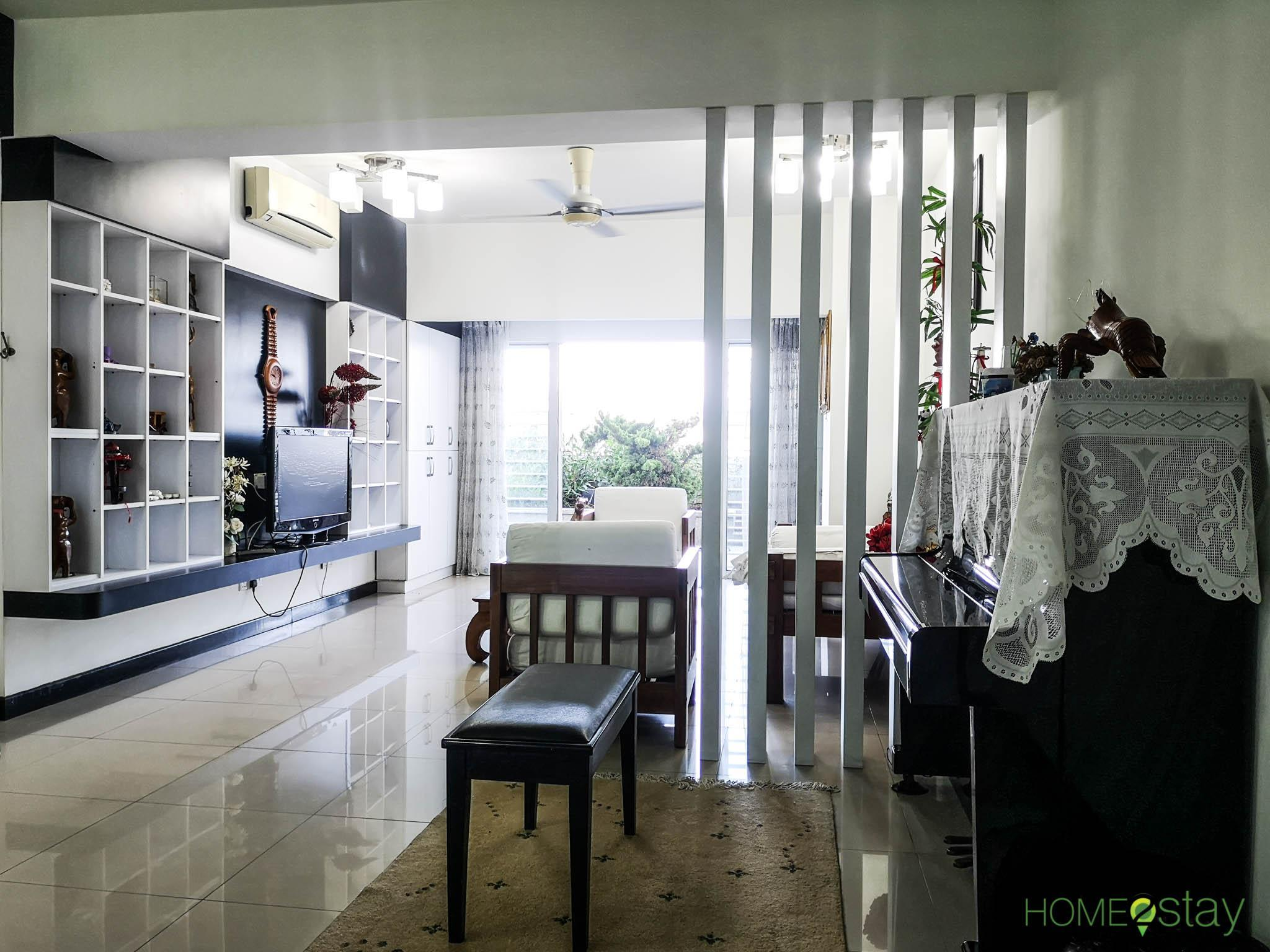 7 Person@6km To KLCC W Patio And Piano Cozy Homestay