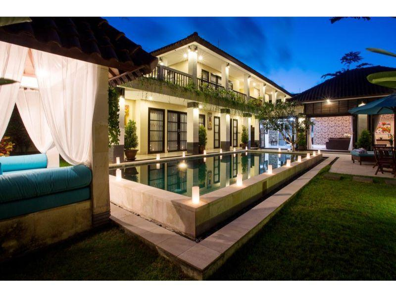 Three BR. Bedroom Pool Villa   Brakfast