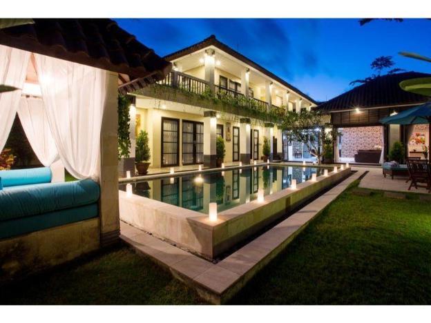 Three BR. Bedroom Pool Villa - Brakfast