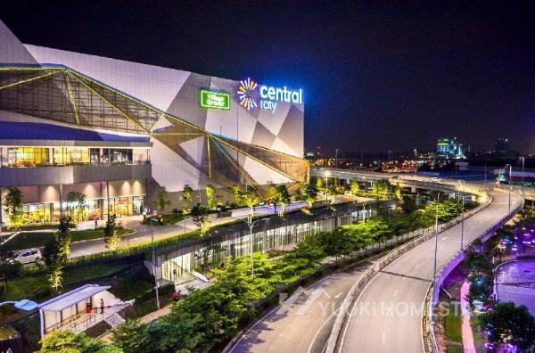I City @I Soho 1 Bedroom @ YuukiHomestay (T037) Shah Alam