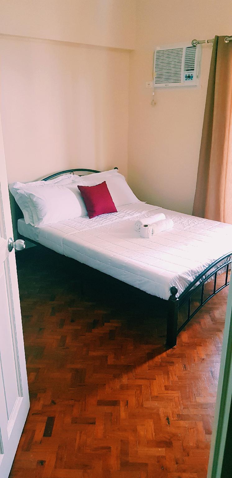 2814 Holistay Manila 2Bedroom w/ Netflix&Balcony