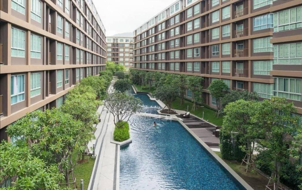 D condo Creek Phuket อพาร์ตเมนต์ 1 ห้องนอน 1 ห้องน้ำส่วนตัว ขนาด 32 ตร.ม. – กะทู้