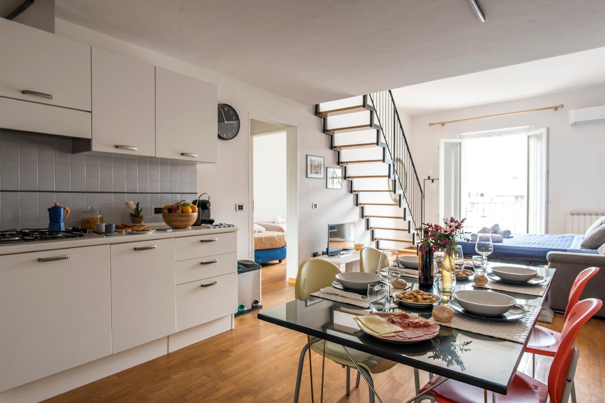 Apollonia Apartment