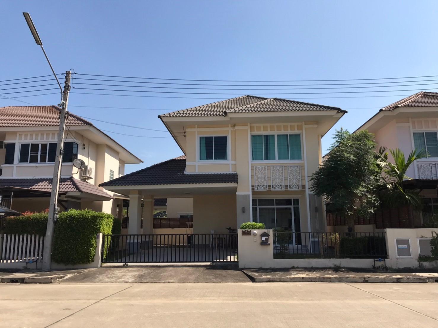 Comfy House in Chiang Mai บ้านเดี่ยว 3 ห้องนอน 3 ห้องน้ำส่วนตัว ขนาด 200 ตร.ม. – หางดง