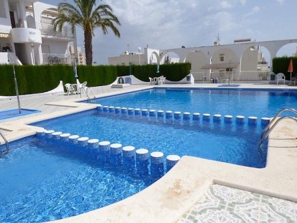 Apartment With Balcony And Pool By La Mata Beach
