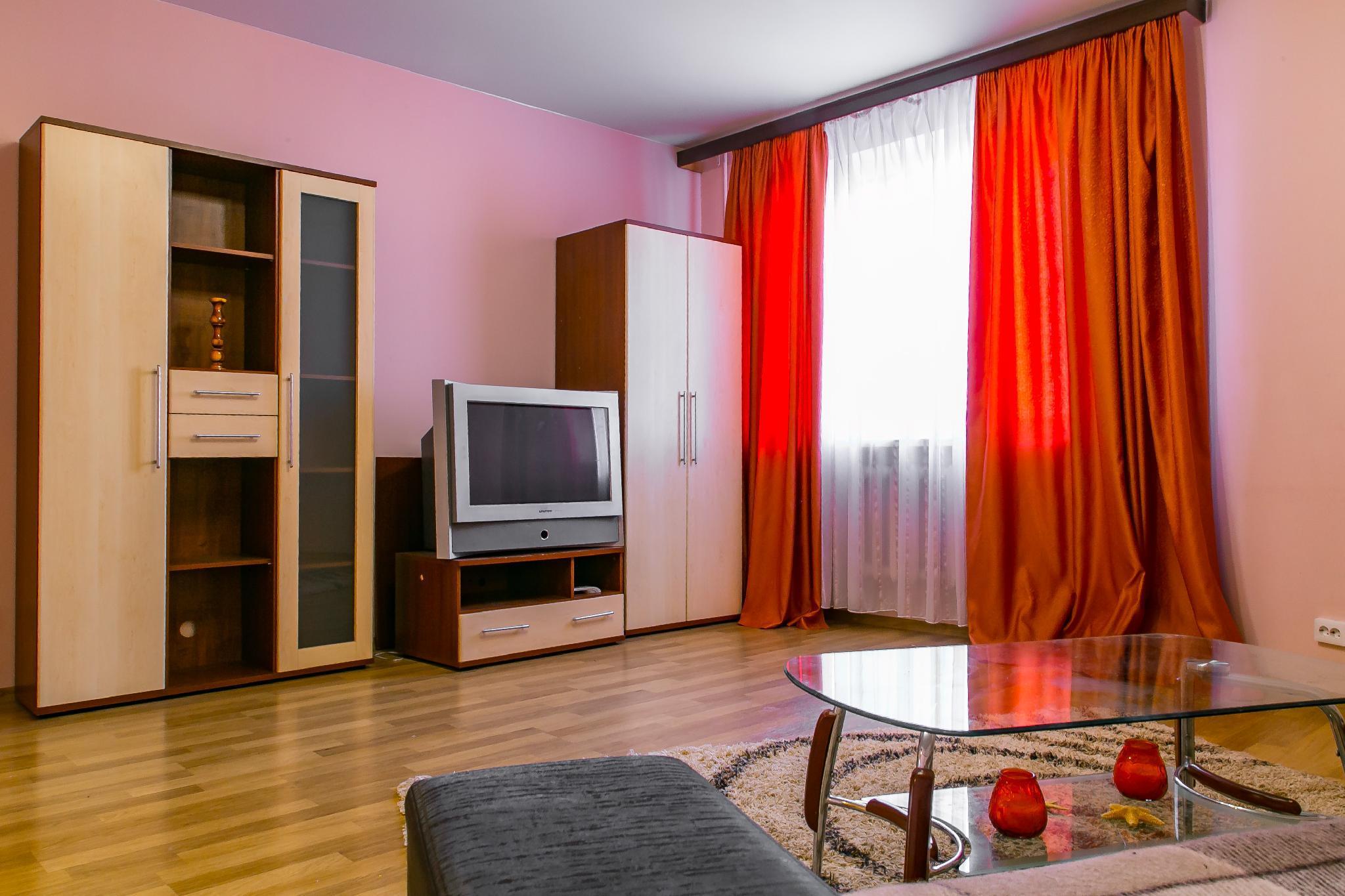 Apartment 3 Rooms With Sauna Leninsky Prospekt 88