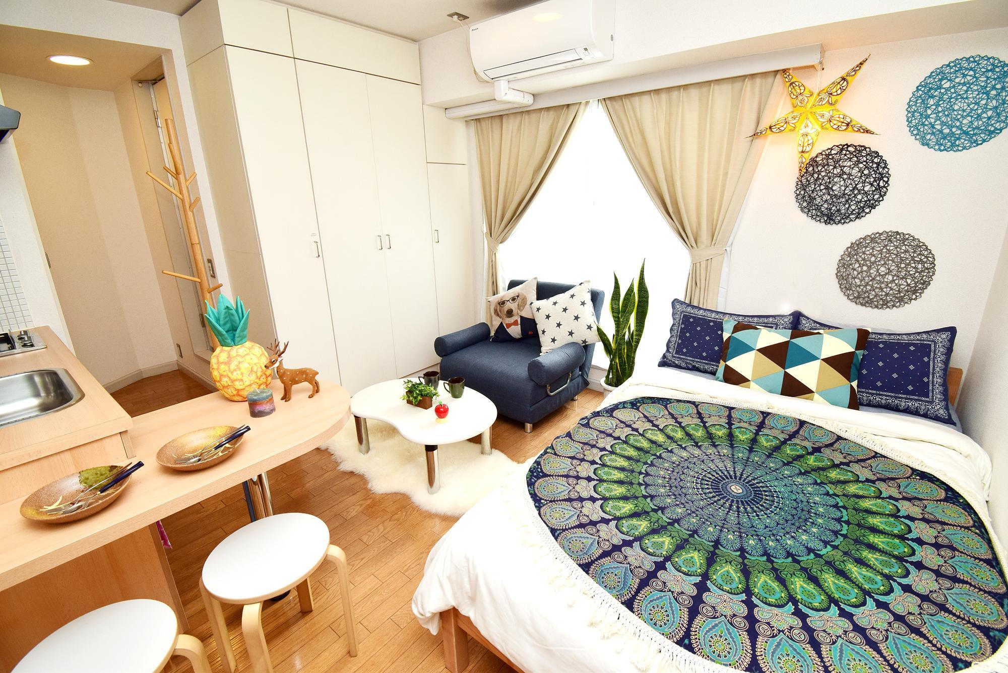 Mary's Room205 In Shimo Kitazawa Shopping Area