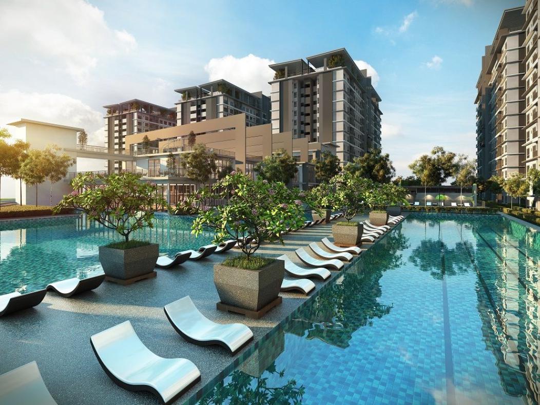 BSP21 Condominium In Bandar Saujana Putra E