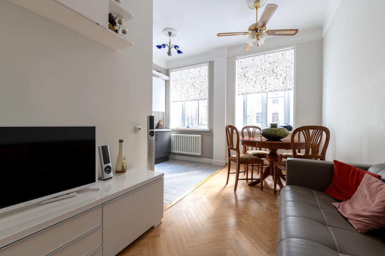Apartment With Designer Renovation
