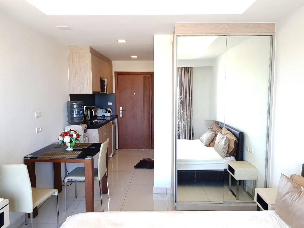 4 Star Condo  - Laguna Beach Resort 2 , 6FL , 021 สตูดิโอ อพาร์ตเมนต์ 1 ห้องน้ำส่วนตัว ขนาด 25 ตร.ม. – หาดจอมเทียน
