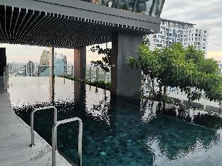 [プラトゥーナム]アパートメント(47m2)| 2ベッドルーム/2バスルーム 2 BDR  near BTS , close Platinum /Siam Paragon